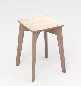 деревяні табурети