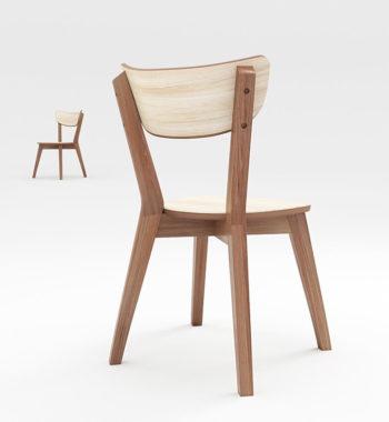 Замовити дерев'яні стільці «Rondo»