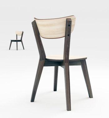 Переглянути стільці з дерева «Rondo»